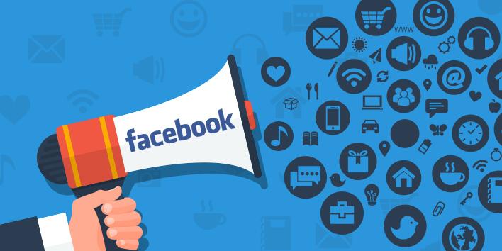 Campanhas no facebook